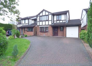 Thumbnail 4 bed detached house for sale in Hunts Field, Clayton-Le-Woods, Nr Chorley