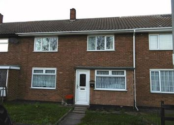 Thumbnail 3 bed terraced house for sale in Margaret Avenue, Keadby, Scunthorpe