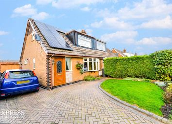 Thumbnail 3 bed semi-detached bungalow for sale in Ashcroft Avenue, Shavington, Crewe, Cheshire