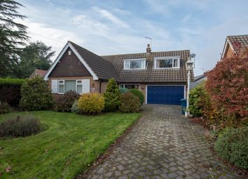 Thumbnail 3 bed detached bungalow for sale in Conery Lane, Whatton, Nottingham
