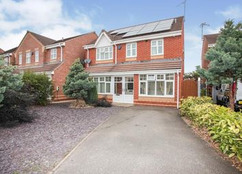 4 bed detached house for sale in Kinlet Close, Radford, Coventry, West Midlands CV6