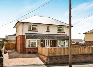 Thumbnail 3 bed detached house for sale in London Road, Amesbury, Salisbury