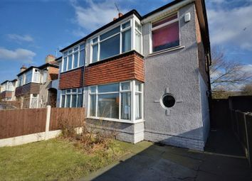 Thumbnail 3 bed semi-detached house for sale in Meols Cop Road, Southport