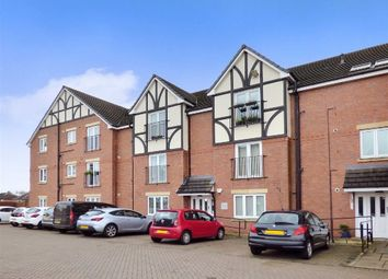 Thumbnail 2 bedroom flat for sale in Laburnum Court, Springfield Drive, Crewe