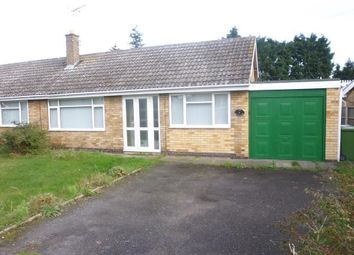 Thumbnail 3 bed bungalow for sale in Longfellow Drive, Balderton, Newark