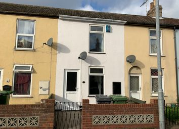 Thumbnail 1 bed terraced house for sale in Camden Road, Great Yarmouth