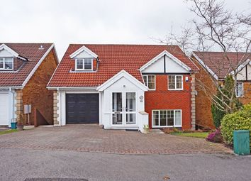 Thumbnail 4 bed detached house for sale in Gellideg Close, Maesycwmmer, Hengoed