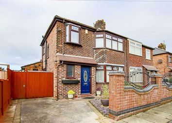 Thumbnail 3 bed semi-detached house for sale in Fernlea Crescent, Swinton, Manchester