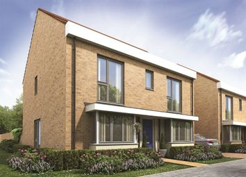 "Thumbnail 4 bed detached house for sale in ""The Corfe"" at Thomas Bata Avenue, East Tilbury, Tilbury"