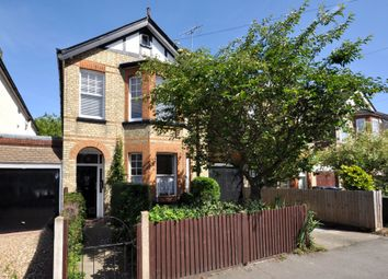 Thumbnail 3 bedroom link-detached house for sale in Poplar Grove, New Malden