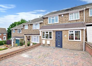 Thumbnail 5 bed terraced house for sale in Portsmouth Close, Strood, Rochester, Kent