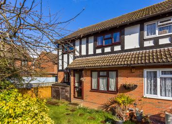Thumbnail 1 bed end terrace house for sale in Coomb Field, Edenbridge