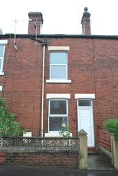 Thumbnail 4 bed terraced house for sale in Spurr Street, Sheffield