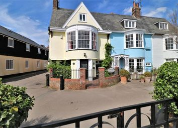 Thumbnail 3 bed end terrace house to rent in Quayside Cottage, Colchester