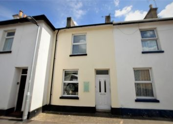 Thumbnail 2 bed terraced house for sale in Lemon Road, Newton Abbot, Devon.