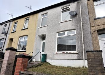 Thumbnail 4 bed terraced house for sale in Pleasant View, Wattstown, Porth