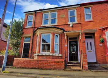 Thumbnail 4 bed semi-detached house for sale in Vyrnwy Road, Oswestry