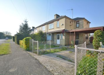 Thumbnail 3 bed semi-detached house for sale in Mill Road, Impington