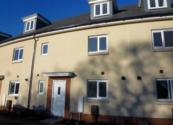 Thumbnail 3 bed terraced house to rent in Meaden Way, Felpham, Bognor Regis