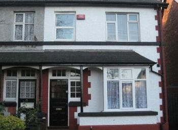 Thumbnail 7 bed shared accommodation to rent in Oak Tree Lane, Birmingham, West Midlands