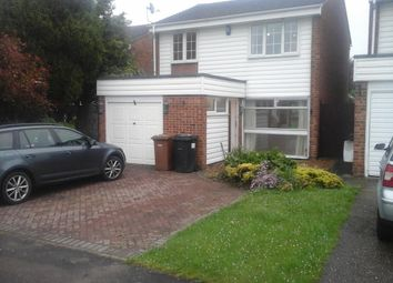 Thumbnail 3 bedroom detached house to rent in Housman Avenue, Royston