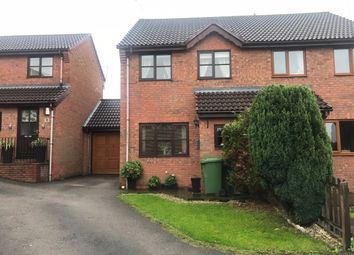 Thumbnail 3 bed property to rent in Ash Acre, Belper