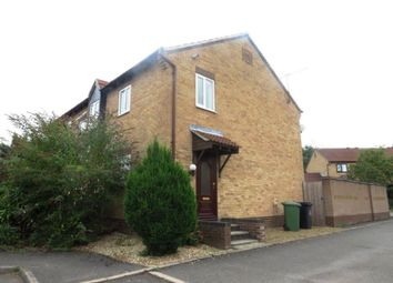 Thumbnail 2 bed end terrace house for sale in St. James Close, Belper