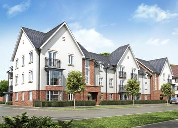 "Thumbnail 1 bed flat for sale in ""Ascot Court"" at London Road, Wokingham"