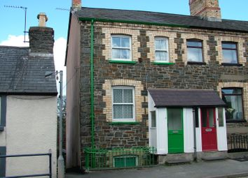 Thumbnail 2 bed maisonette to rent in Padarn Terrace, Llanbadarn Fawr