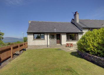 Thumbnail 2 bed semi-detached bungalow for sale in Wyvis View, Culbokie