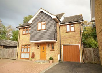 Thumbnail 4 bed detached house for sale in Carswell Close, Redbridge, Essex