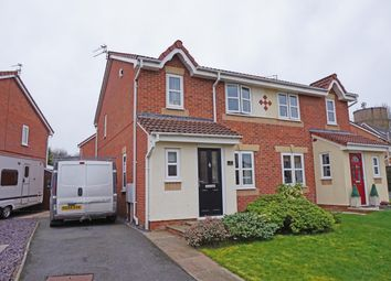 Thumbnail 4 bed semi-detached house for sale in Hurstwood Drive, Blackpool