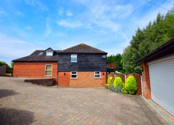 Thumbnail 5 bed detached house for sale in Epping Road, Nazeing