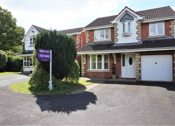 Thumbnail 4 bedroom detached house for sale in Foxgloves, Coulby Newham, Middlesbrough