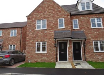 Thumbnail 4 bed town house to rent in Pilgrims Close, March