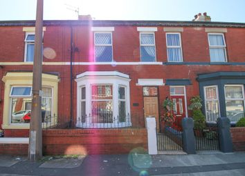 Thumbnail 2 bed terraced house for sale in Ash Street, Fleetwood