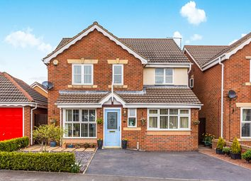 Thumbnail 5 bed detached house for sale in Guscott Road, Coalville