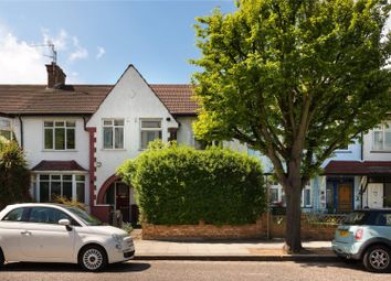 Thumbnail 3 bed terraced house for sale in Pangbourne Avenue, London