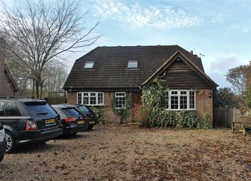 Thumbnail 4 bed detached bungalow for sale in Ridge Lane, Meopham, Gravesend