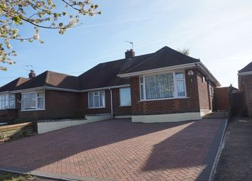 Thumbnail 2 bed bungalow for sale in Hazel Road, Loughborough