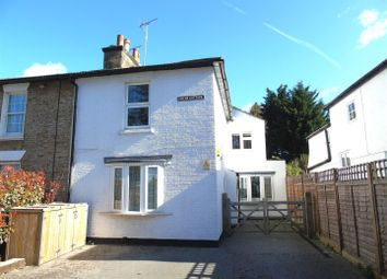 Thumbnail 3 bed cottage for sale in Heath Lodge, High Road, Bushey Heath, Bushey