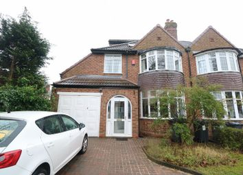 Thumbnail 4 bed semi-detached house for sale in Brosil Avenue, Handsworth Wood, West Midlands