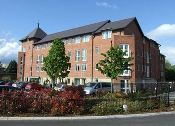 Thumbnail 2 bed flat for sale in Kedleston Close, Belper