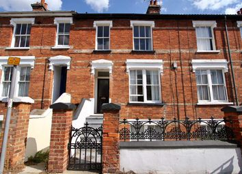 Thumbnail 4 bed town house for sale in Cemetery Road, Ipswich
