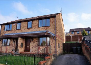 Thumbnail 3 bed semi-detached house for sale in Heaton Grange, Batley