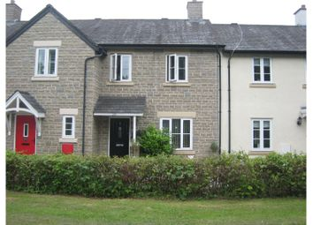 Thumbnail 3 bed terraced house for sale in Heritage Court, Cwmbran