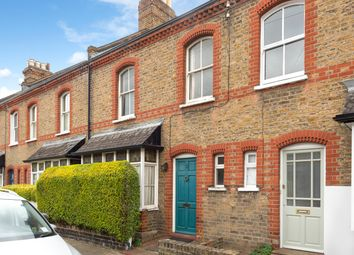 Thumbnail 3 bed terraced house for sale in Brackley Terrace, Central Chiswick, Chiswick, London