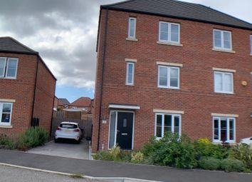 Thumbnail 4 bed semi-detached house for sale in Cygnet Drive, Mexborough