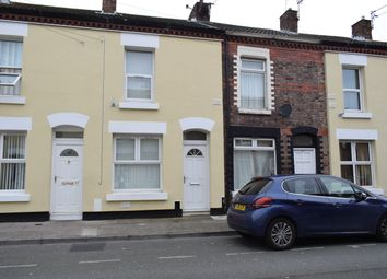 Thumbnail 2 bed terraced house to rent in Grange Street, Liverpool
