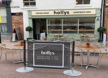 Thumbnail Restaurant/cafe for sale in St. Martins, Leicester